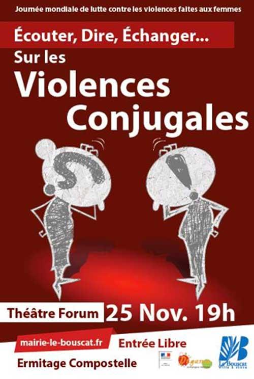Journée contre les violences faites aux femmes